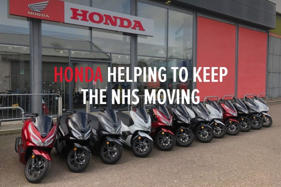 Maidstone Honda pandemic