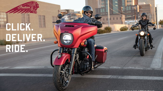 Indian Click. Deliver. Ride program