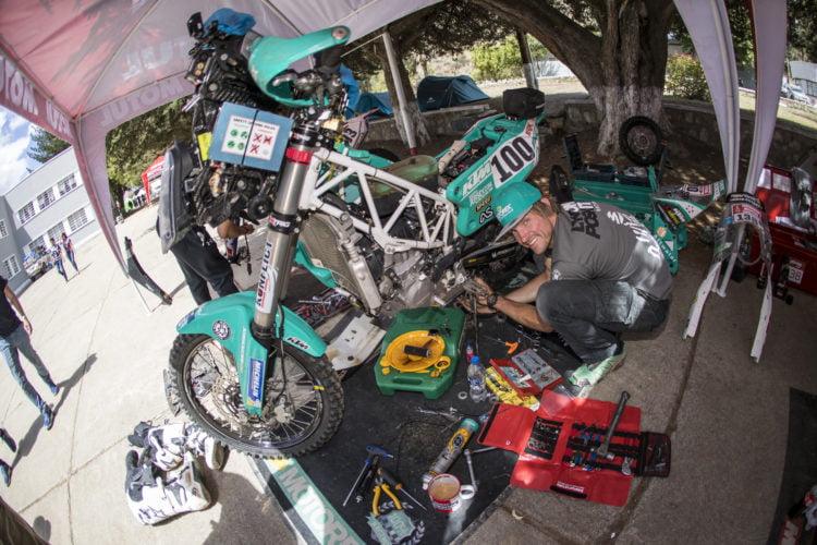 """Dakar 2018 – Malle Moto """"Rest-Day"""""""