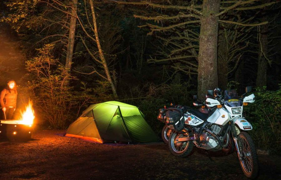 How to Pick the Best Tent for Motorcycle Travel?