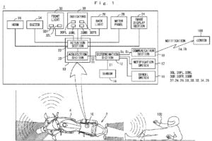 Yamaha Overturn Notification Patent