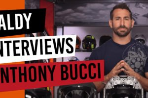 Baldy Interviews RevZilla Founder Anthony Bucci