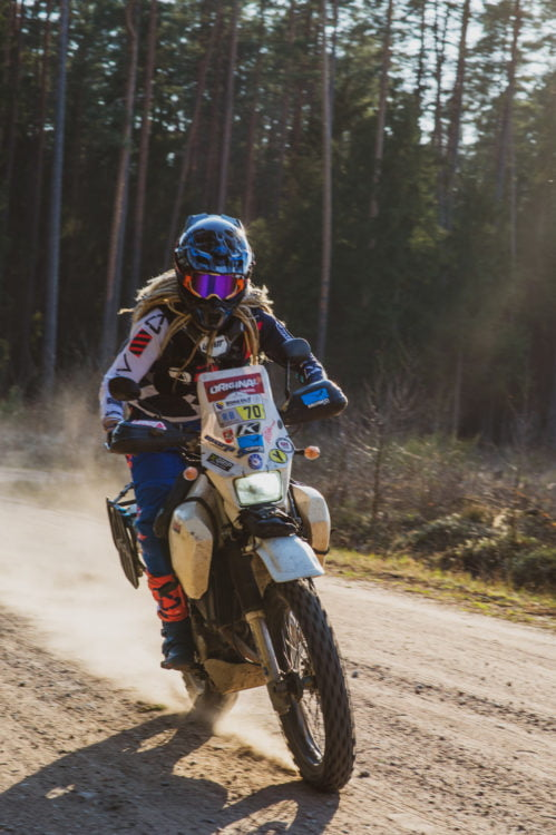 What Do You Need to Race a Roadbook Navigation Rally ADV Rider