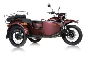 Now, you can get Ural parts delivered to your door. Photo: Ural