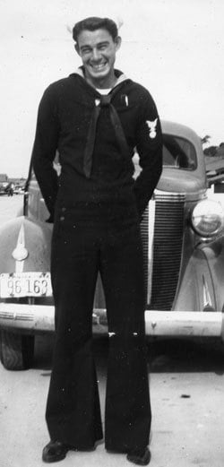 Tommy Thompson sailor