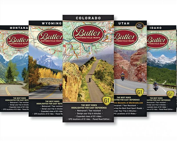 Butler maps