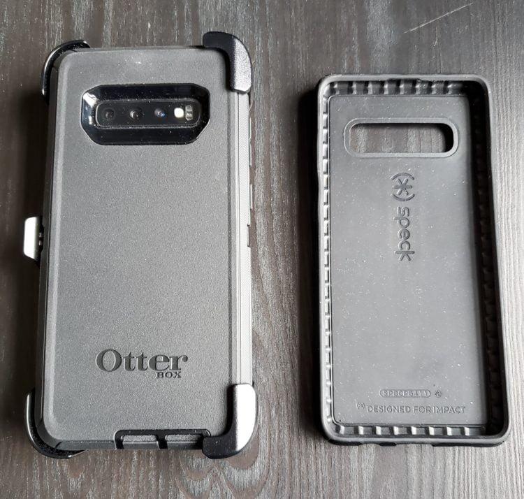 Otterbox case comparison