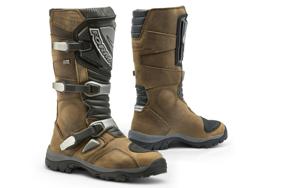 The new Forma Adventure HDry boots. Photo: Forma