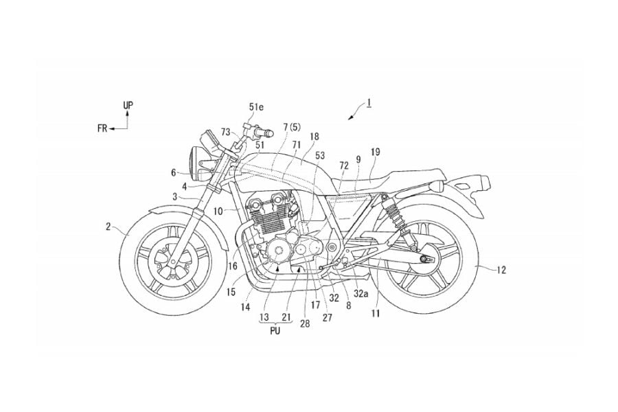 Honda refuses to give up on semi-auto gearboxes. Photo: Free Patents Online
