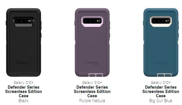 Colors OtterBOX Defender