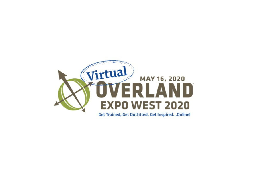 Overland Expo will host a virtual show on May 16. Photo: Overland Expo