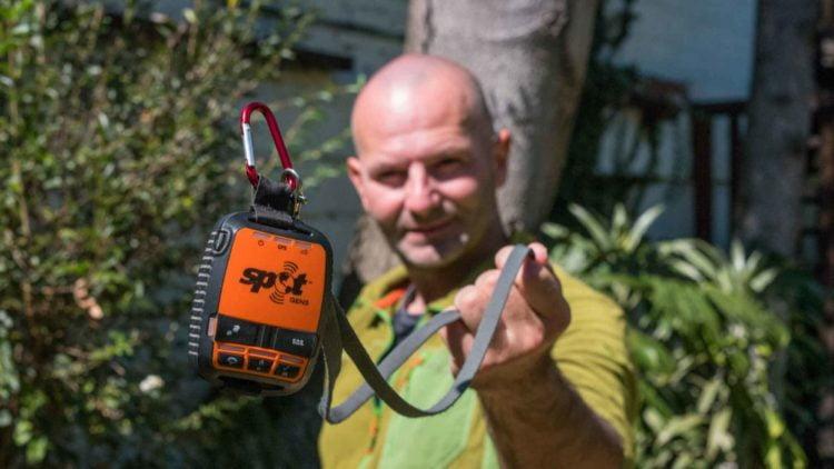 SPOT GEN3 personal locator tracker rescue