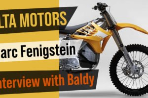 Interview with Alta Motors Co-Founder Marc Fenigstein