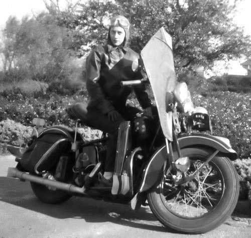 Harley Ethel McPeak Thompson Bolt