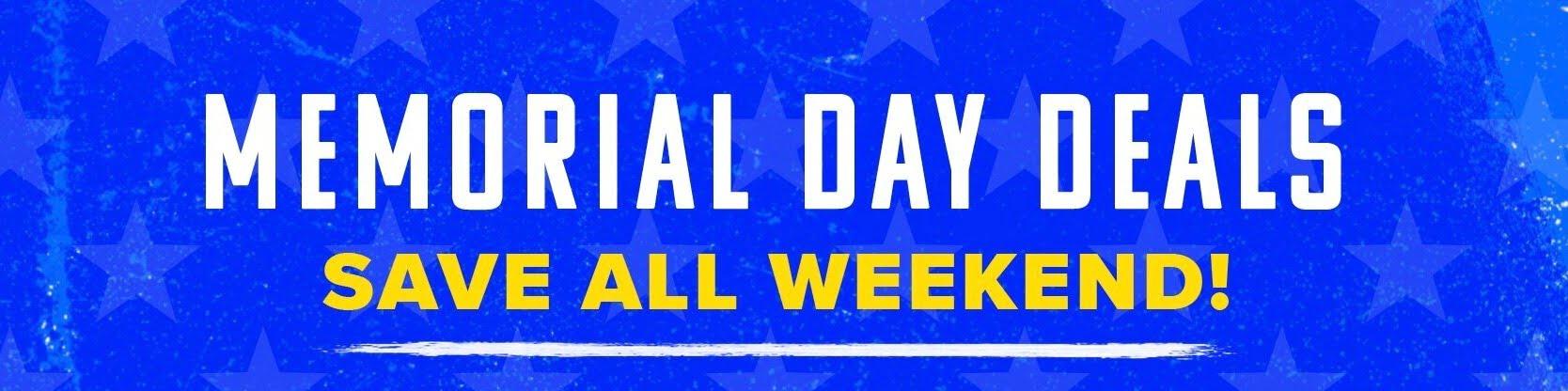 Revzilla running Weekend Deals