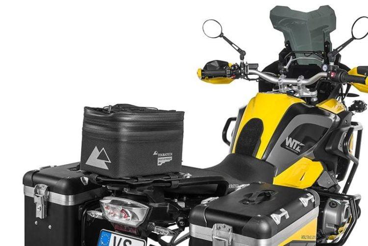 waterproof tail bag Touratech