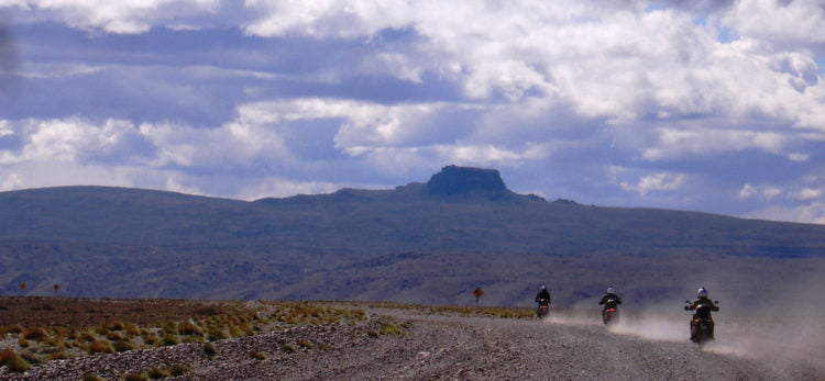Patagonia motorcycle tour
