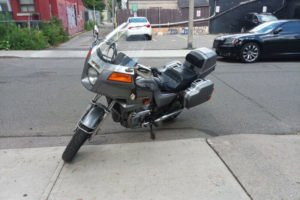 In all its glory, here's the Honda Silver Wing. Photo: Kijiji