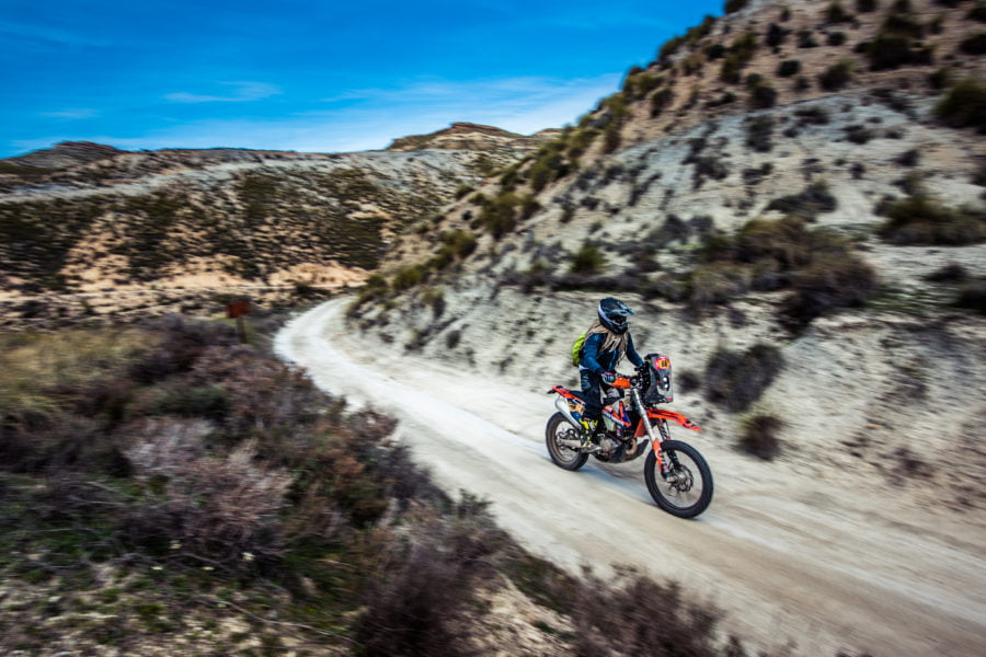 ADV to Rally: Why Race If You Can Just Ride?