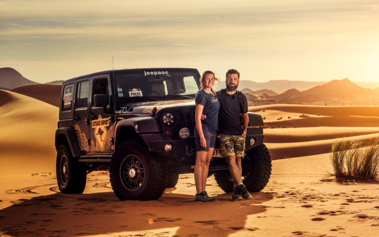 Awesome Humans: Rally Photography with Actiongraphers
