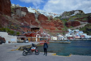 Motorcycling through Greece
