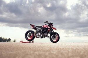 Wheelies are brewing. Photo: Ducati