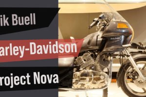 Harley-Davidson's Great Turnaround & The Death of Project Nova