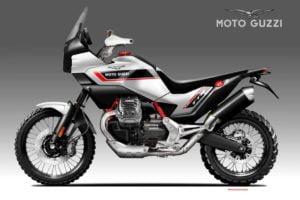 Moto Guzzi V 90 TTR