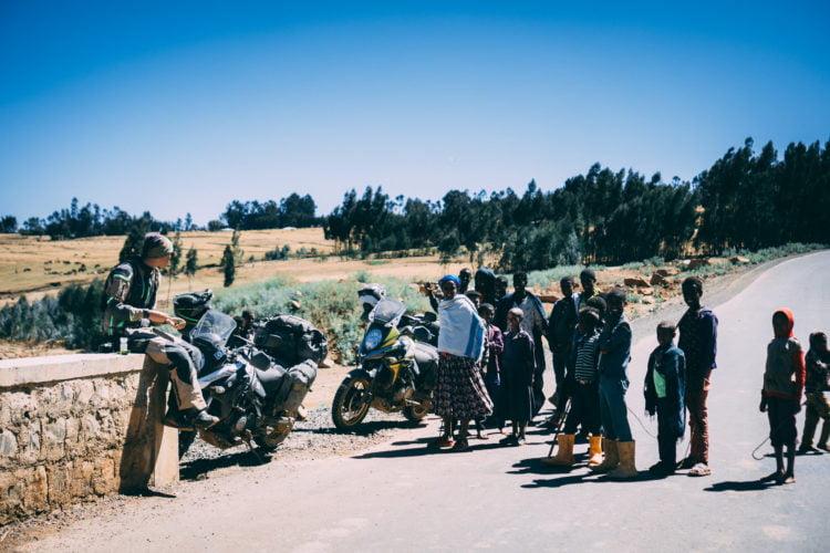 Awesome Humans: Nora aka Adventurism Life vs Kenyan Jail ADV Rider