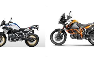 BMW R 1250 GS vs. KTM 1290 SA-R