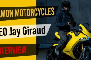Baldy Interviews DAMON Motorcycles CEO Jay Giraud