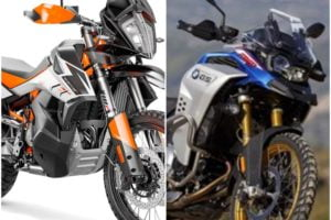 ktm 790 adventure bmw f 850 gs