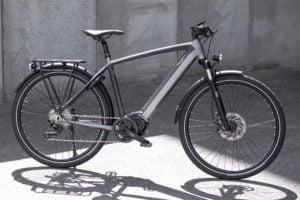 Triumph Launches E-Bicycle Triumph TREKKER GT