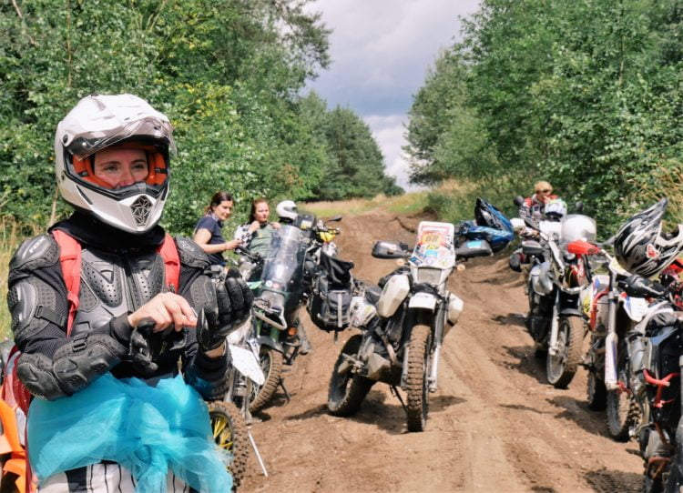 Girls Ride Out: Is Poland A Hidden Heaven for Women Riders?