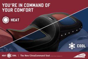 Climacommand seat