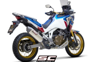 SC-Project brings out new exhausts for Honda Africa Twin