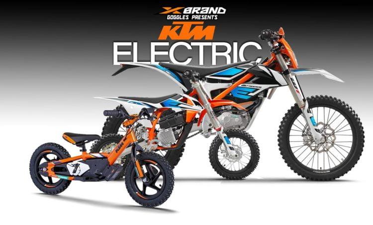KTM electric