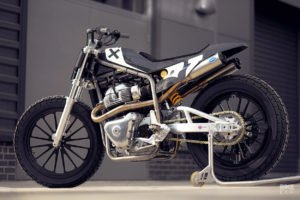 flat track concept