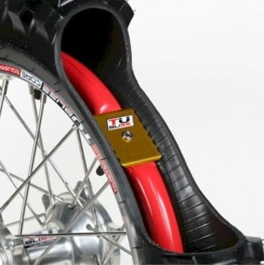 Tubeliss: An inner inflatable tube to seal the tyre and effectively make it tubeless.