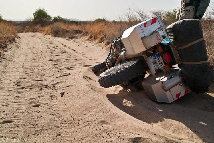 At the 1000km long Turkana cattle track (Kenya). Sigma DP2