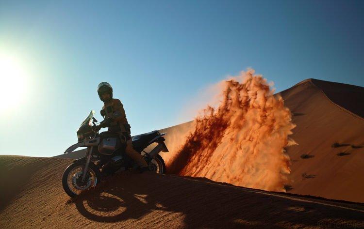 In my sandbox - Sahara (Morocco). Sigma DP2