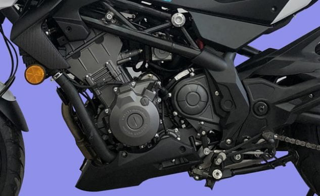 Harley-Davidson engine