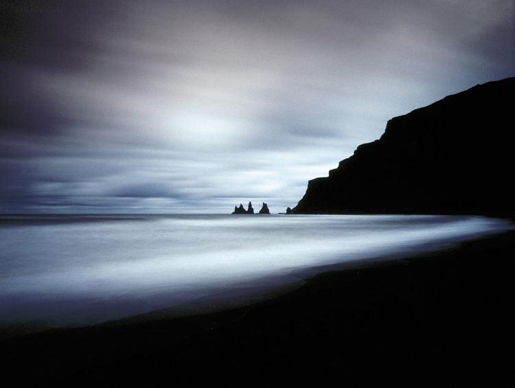 Shades of time (Iceland). Pentax 67, 45mm f4, Fuji Provia 100F film.