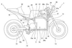 Kawasaki electric motorcycle